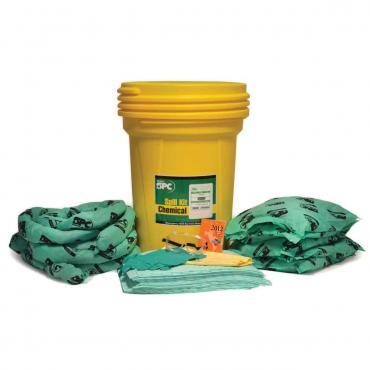 BỘ DỤNG CỤ CHỐNG TRÀN HÓA CHẤT - 30 GALLON CHEMICAL DRUM SPILL KIT SKH-30 BRADY