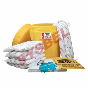 BỘ DỤNG CỤ CHỐNG TRÀN DẦU - 20 GAL DRUM OVERPACK SPILL KITS, OIL ONLY, LARGE-SCALE SPILL, SYK202, SYSBEL