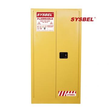 TỦ ĐỰNG HÓA CHẤT 2 CÁNH - 55 GAL DRUM STORAGE CABINET FOR FLAMMABLE LIQUIDS WA810550 SYSBEL