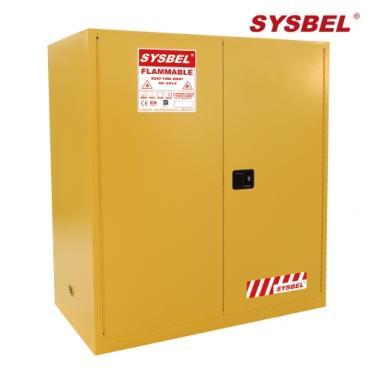 TỦ ĐỰNG HÓA CHẤT 2 CÁNH - 110 GAL DRUM STORAGE CABINET FOR FLAMMABLE LIQUIDS WA811100 SYSBEL